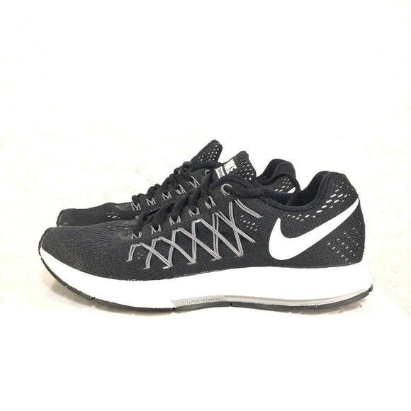 online store 157ca 10301 Nike Pegasus 32 Cross Train Shoes US Sz 8.5 Black.  M 5bfe51ec951996b0c87ec2c3